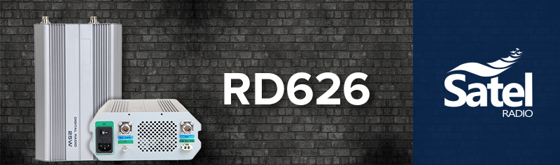 RD626 repetidor DMR